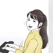 プログラミングをやる女の子